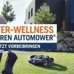 Automower Winterwartung 2020/2021